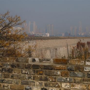 Nanjing wall, China